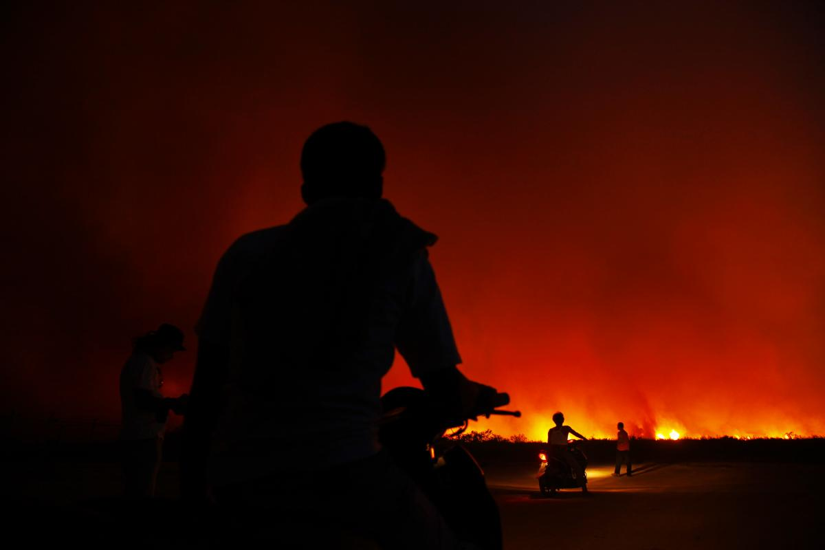 Indonesia Claims Sumatra Forest Fires Caused By Errant ...
