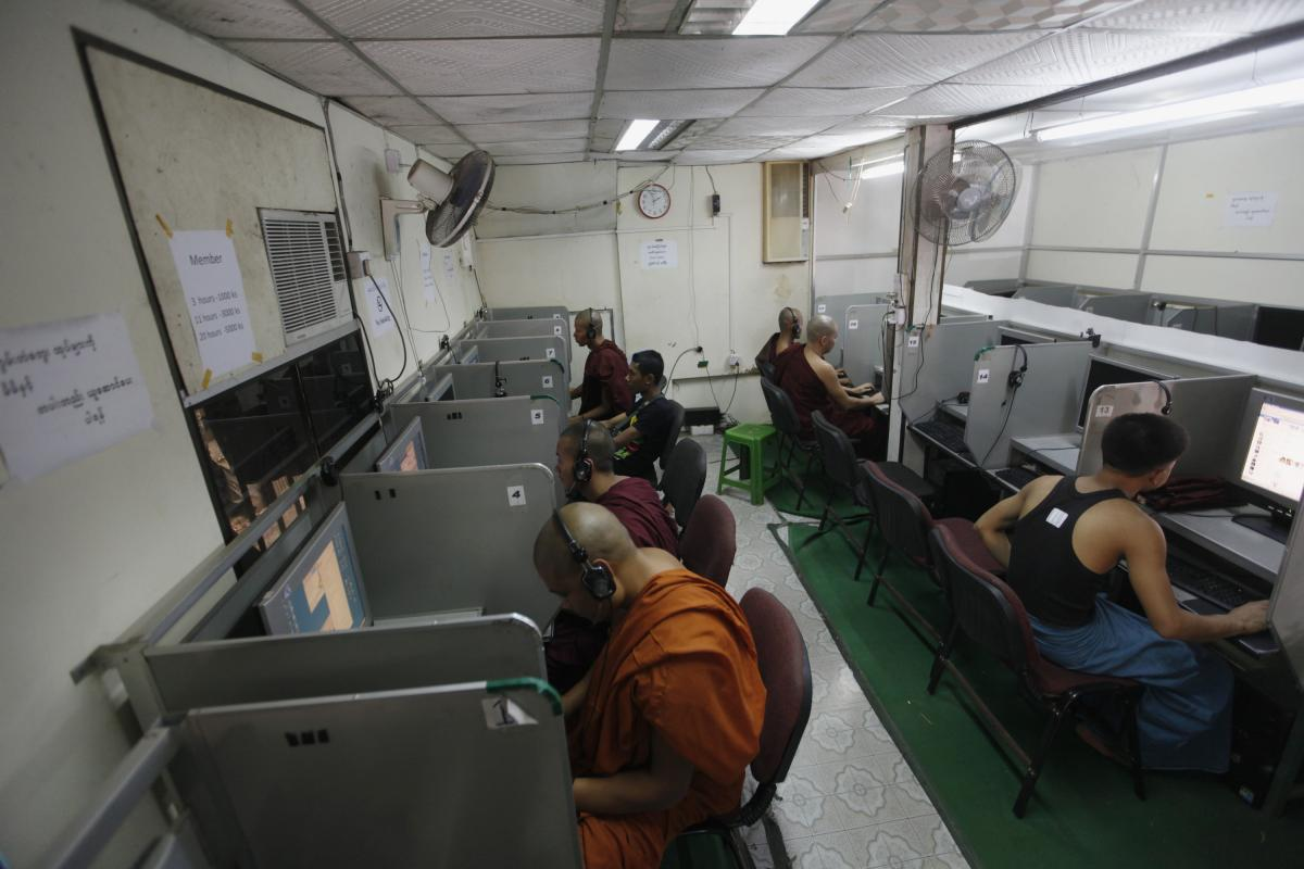 Internet In Myanmar Remains Slow, Unstable, And Affordable
