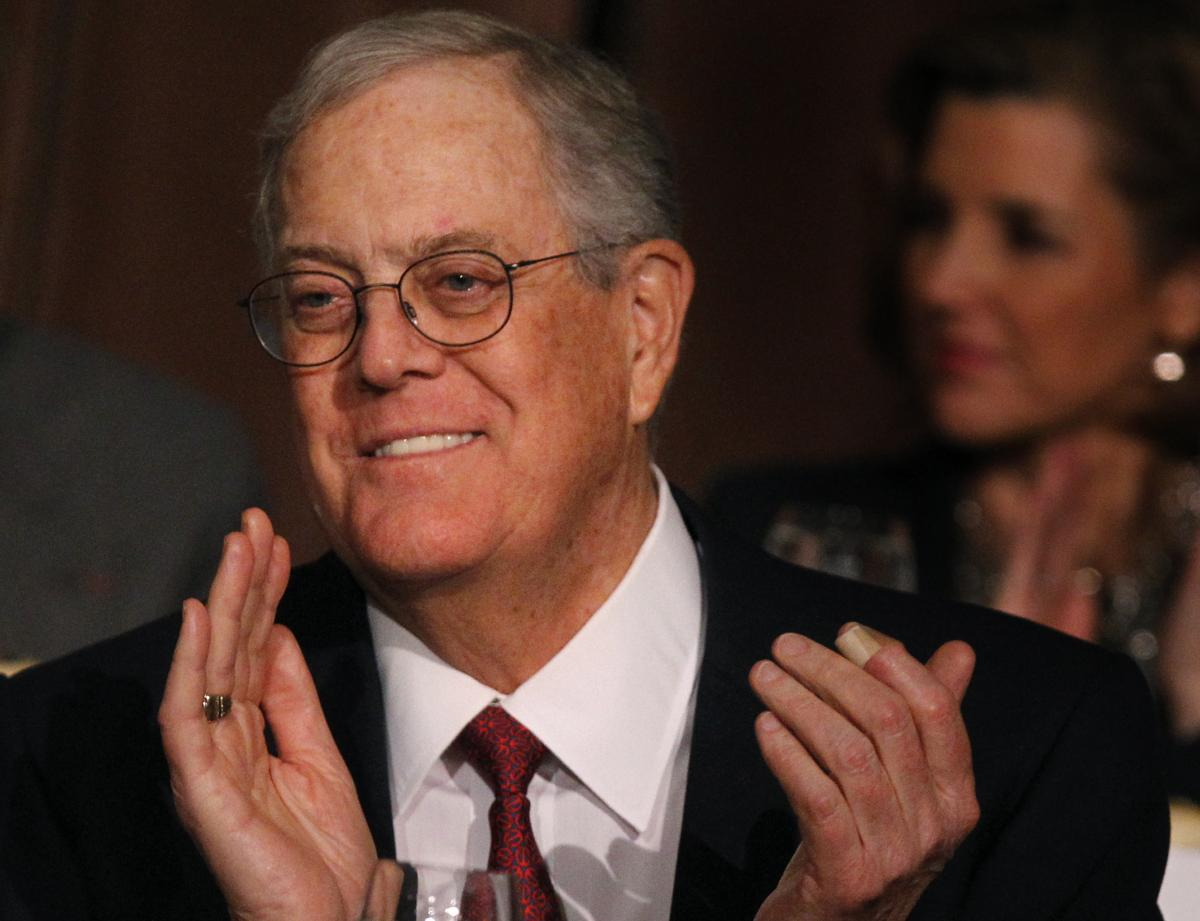 Billionaire Koch Brothers To Acquire Electronics Company Molex For