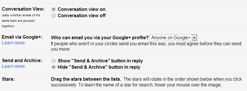How To Change Gmail Google Plus Inbox Privacy Settings: Tech