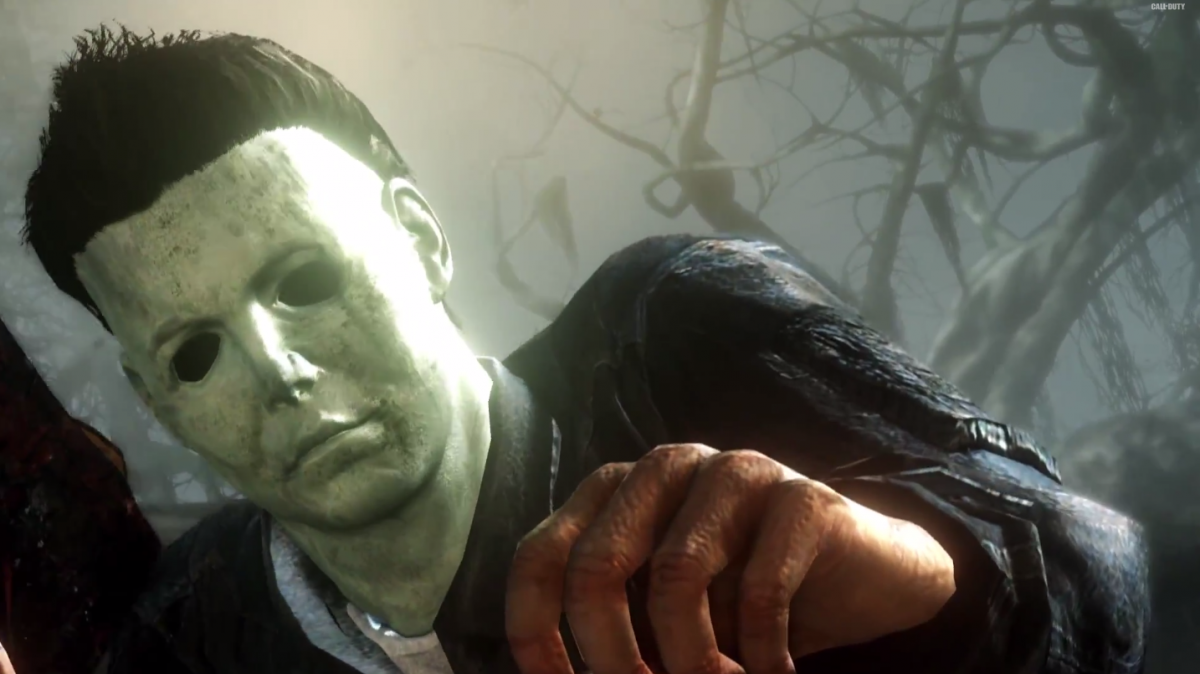 Call Of Duty Ghosts Dlc Includes Playable Michael Myers
