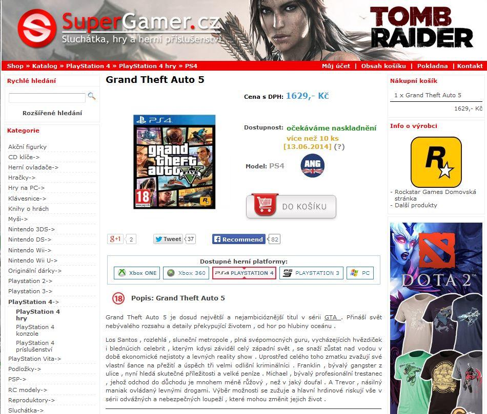 GTA 5' Release Date Coming? June Launch Expected For PC