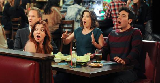 HOW I MET YOUR MOTHER S08E09 HDTV XVID …