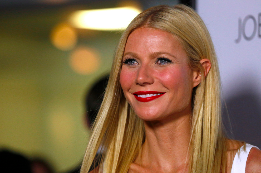 Gwyneth Paltrow Supports Japanese Entrepreneur Masaru Emoto's Theory That 'Negativity Changes The Structure Of Water'