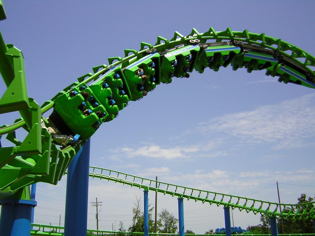 Six Flags Will Set Up Shop In Dubai As Middle East Tourism Recovers From Financial Crisis