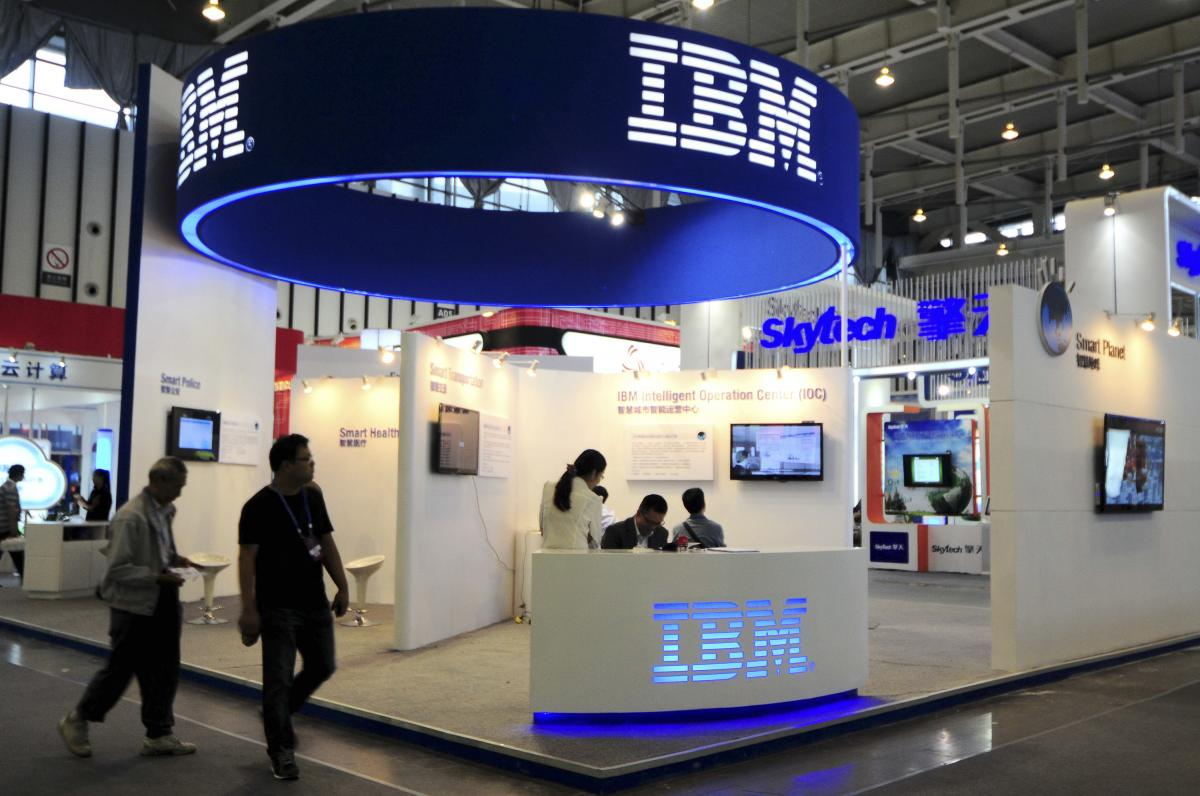 China Tells Its Banks To Replace IBM's Servers With Those Made By Local Companies After Cyber-Spying Row With US