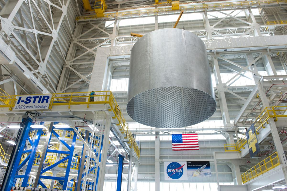 NASA Boeing Deal To Build Deep Space Mission Rocket