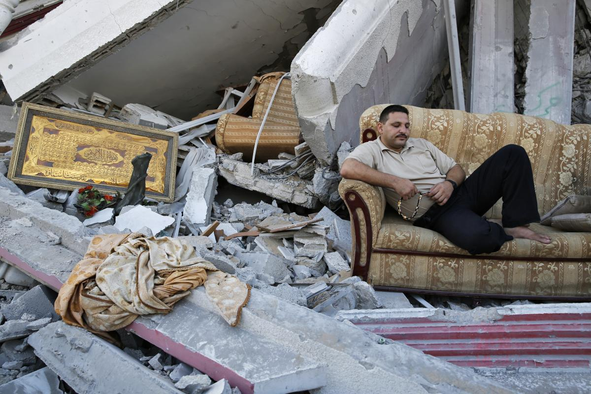 Ruined Gaza Will Not Be Rebuilt By Hamas, But International Aid