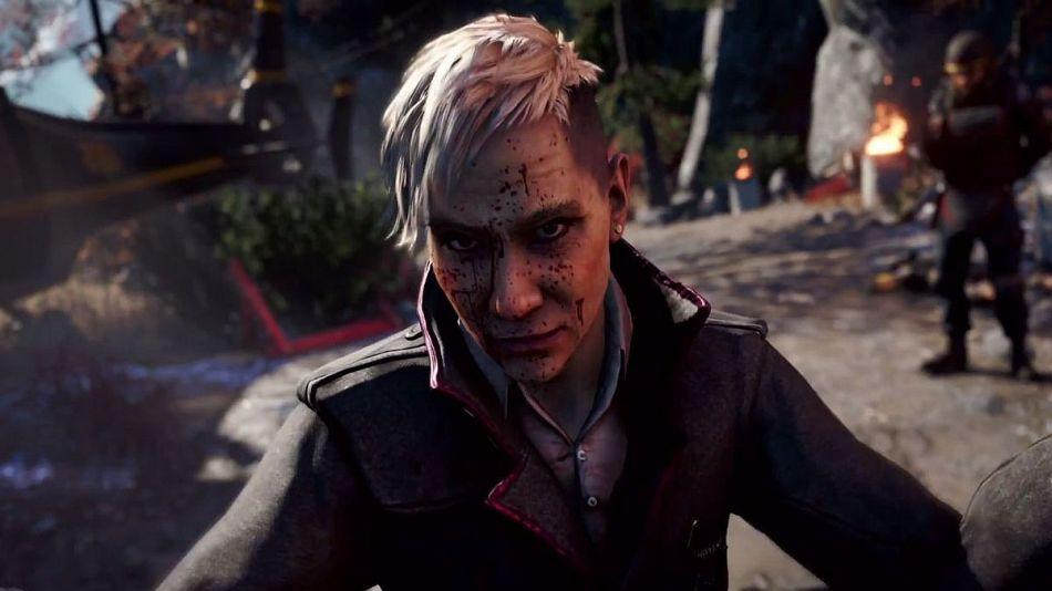 Far Cry 4 S Pagan Min Is One Of The Coolest Bad Guys We Ve Seen