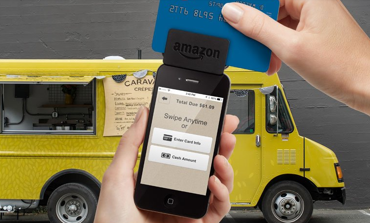 Paypal here card reader amazon