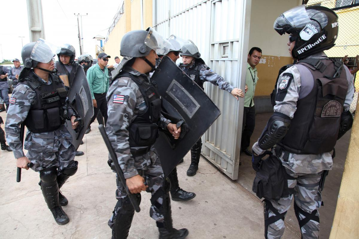 Prison Riots In Brazil's Cascavel Result In At Least 3 Deaths, Rioters Take Inmates, Guards Hostage
