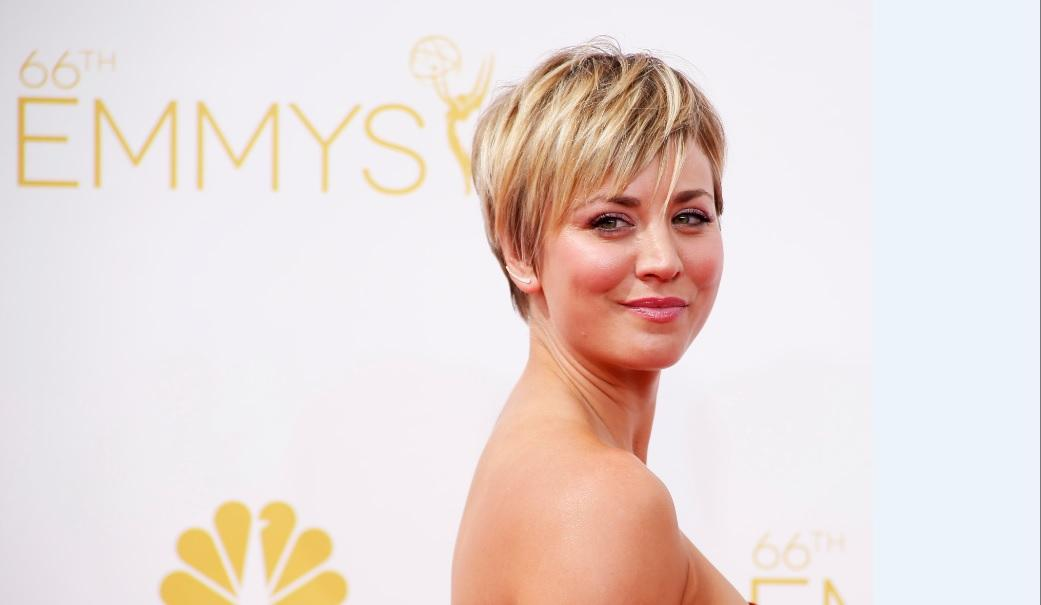 Kaley Cuoco Responds To Alleged Nude Photo Leak With Naked Instagram Picture-8701