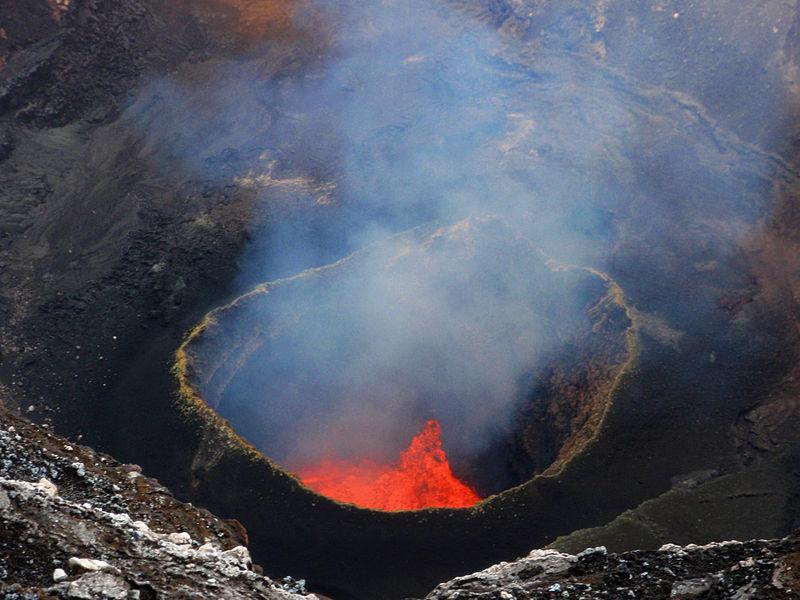 Explorers Dive Into Active, Boiling Marum Volcano And Live To Prove