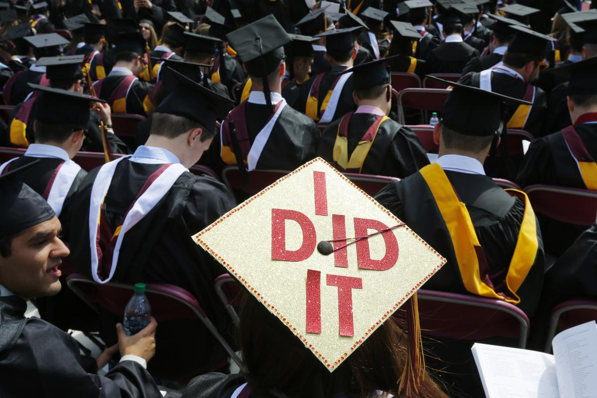 U.S. Jobs Report: Unemployment For College Grads Up Slightly