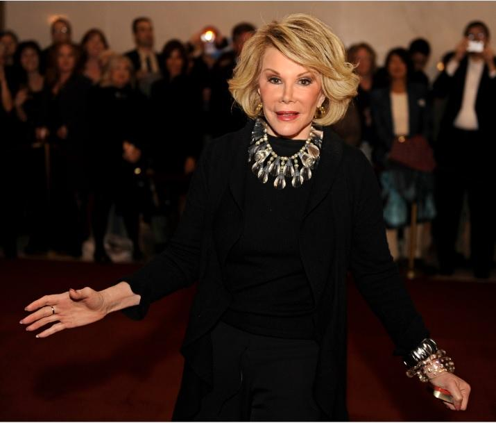 How Rich Was Joan Rivers? 'Fashion Police' Host Reportedly