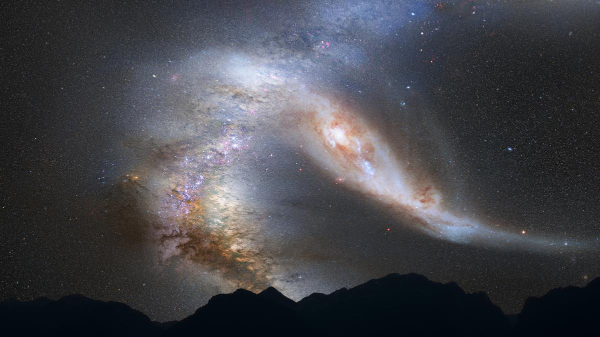 Milky Way Will Be Consumed By Andromeda Galaxy In 5 Billion Years, Study Says