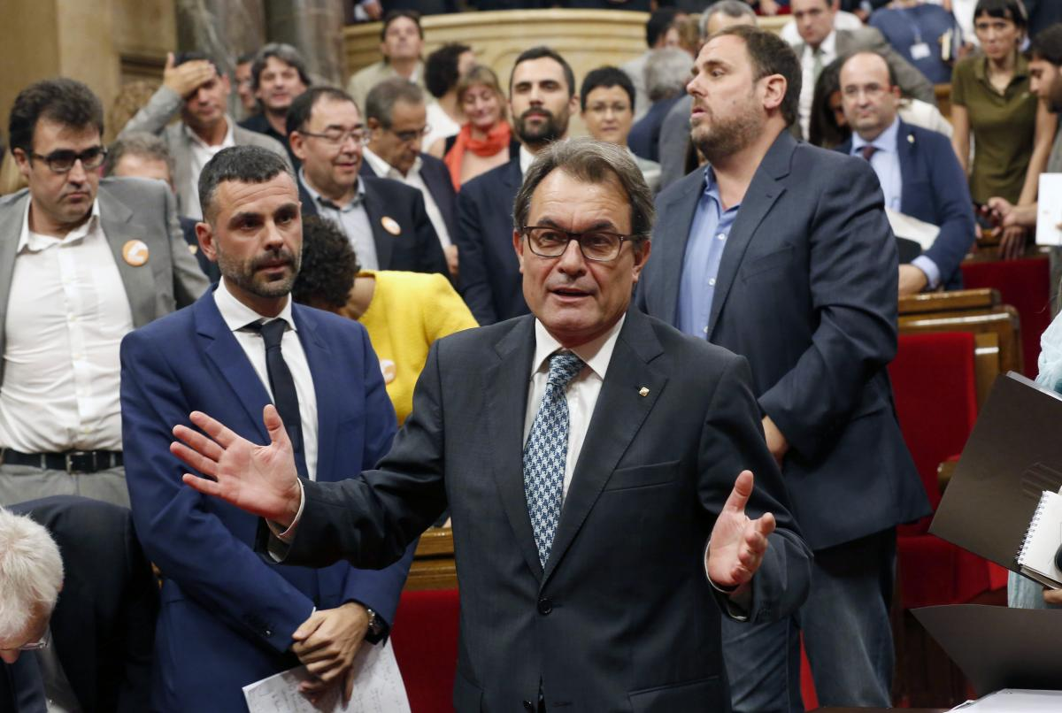 Regional President In Spain Calls Vote For Independence