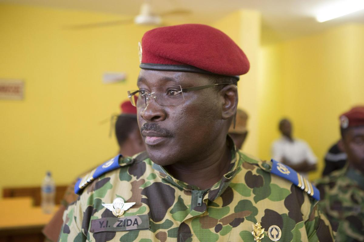 Burkina Faso Opposition Parties, African Union Reject Army Takeover