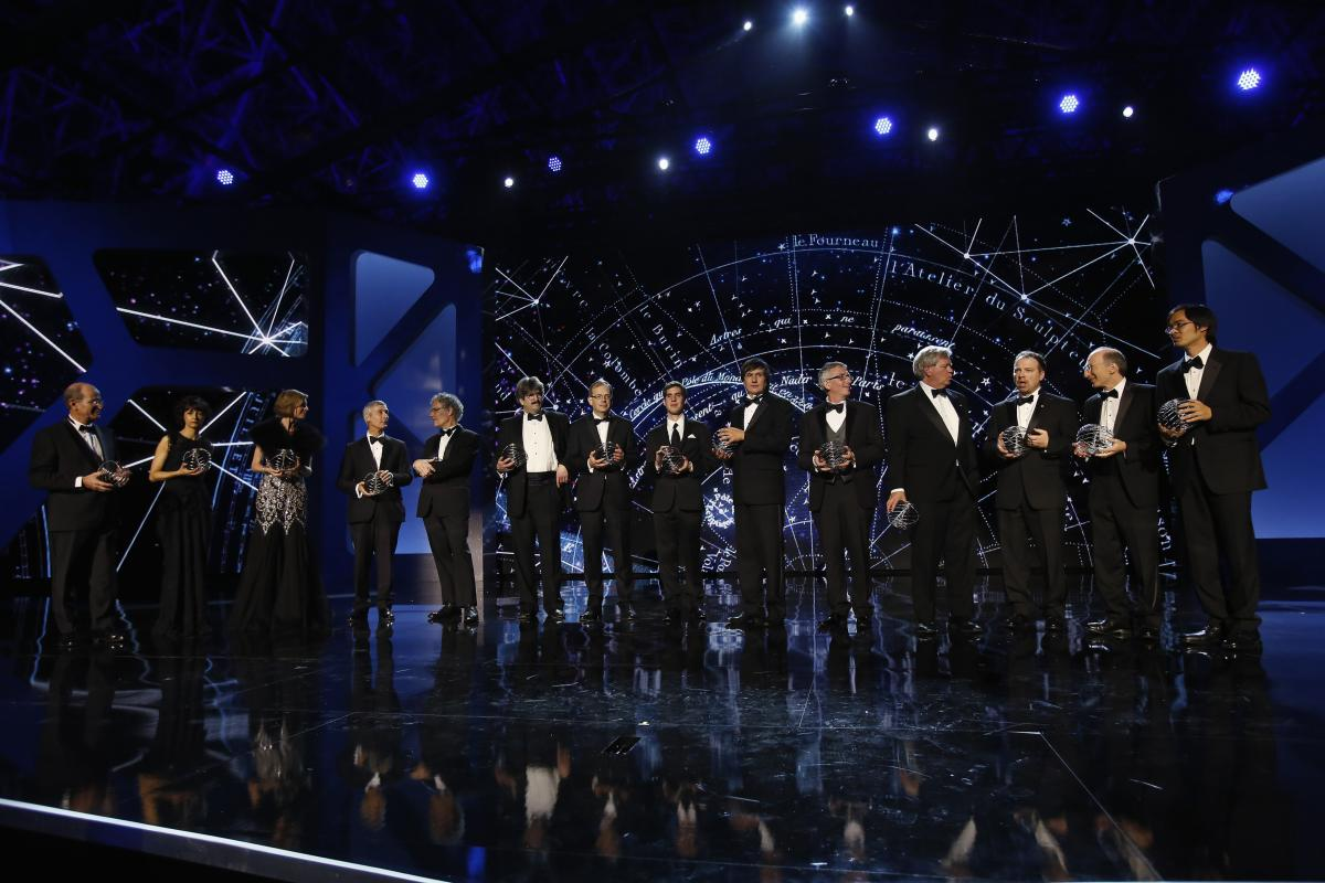 the breakthrough prize