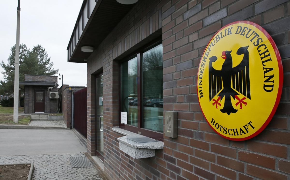 German Diplomat Expelled From Russia, After Suspected Russian 'Spy' Forced Out Of Bonn