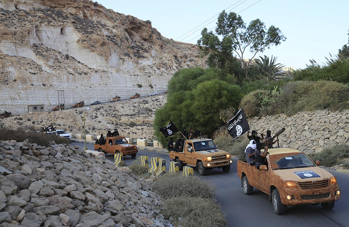 ISIS Funding Has Diversified Sources, Group Equipped To Continue Fighting For Two Years: UN