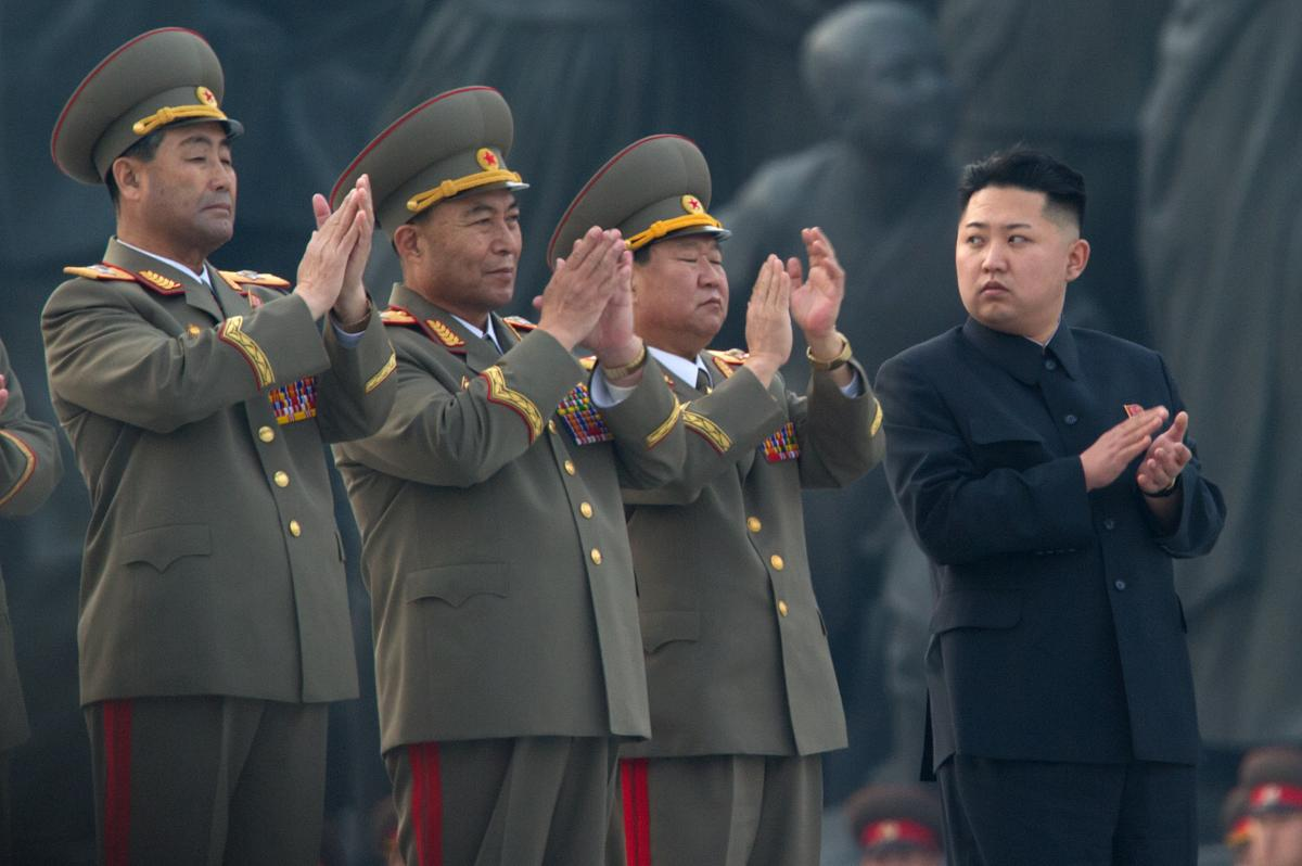 North Korea Warns U.S., Allies Of 'Catastrophic Consequences' Over UN Human Rights Rebuke