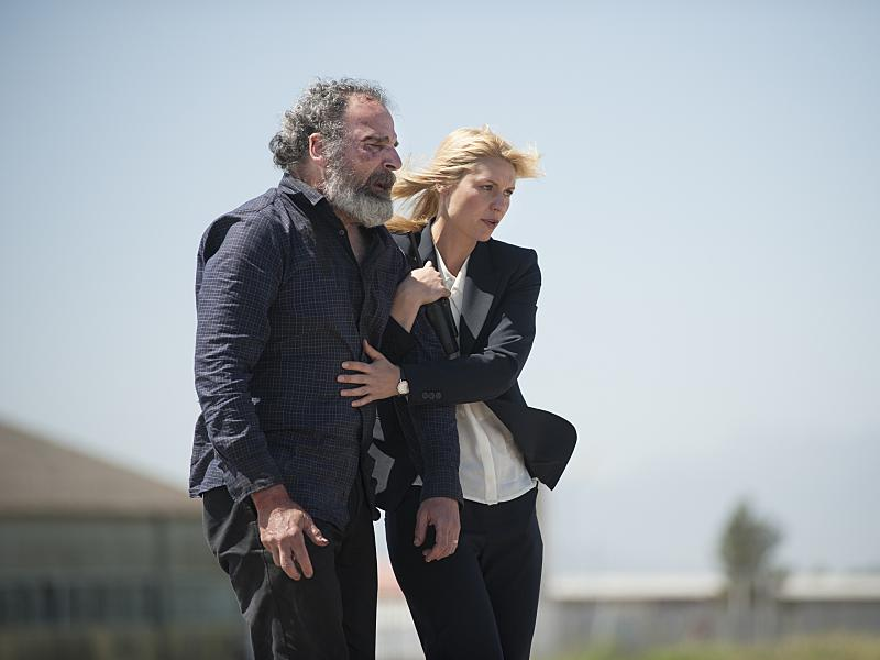 Homeland' Season 4 Spoilers: Are Carrie And Saul Dead? 6