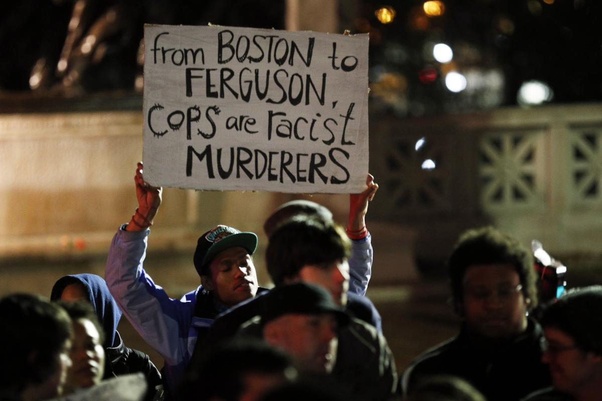 Ferguson: University City Cop Shot But Incident Not Linked To Protests, Police Chief Says