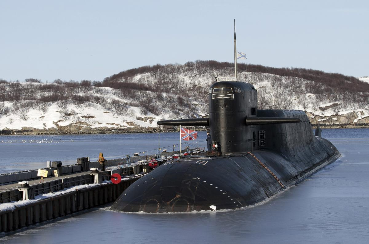 Russian Nuclear Submarine Fires Intercontinental Ballistic Test Missile From The Barents Sea