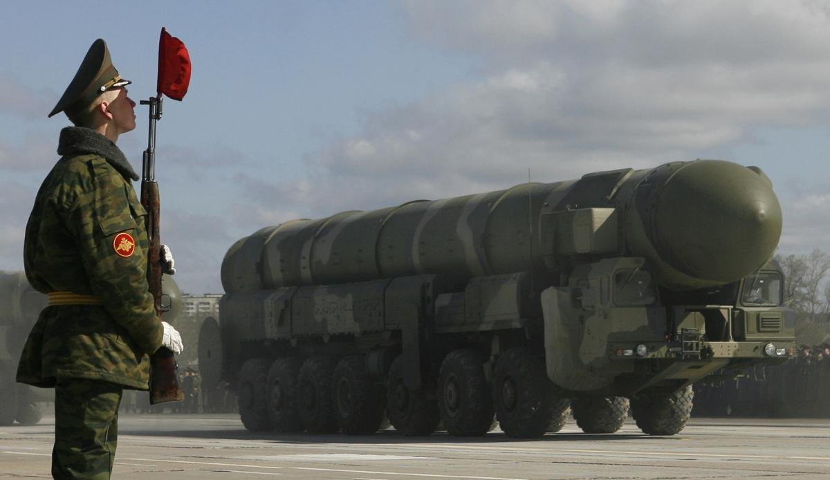 Russia To Conduct Last Test Of New Ballistic Missile In December, Plans To Revive Nuclear Missile Trains