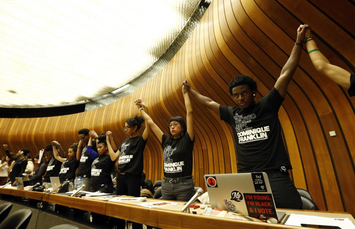 Ferguson Shooting: UN Torture Committee Condemns US For 'Excessive' Force In Law Enforcement
