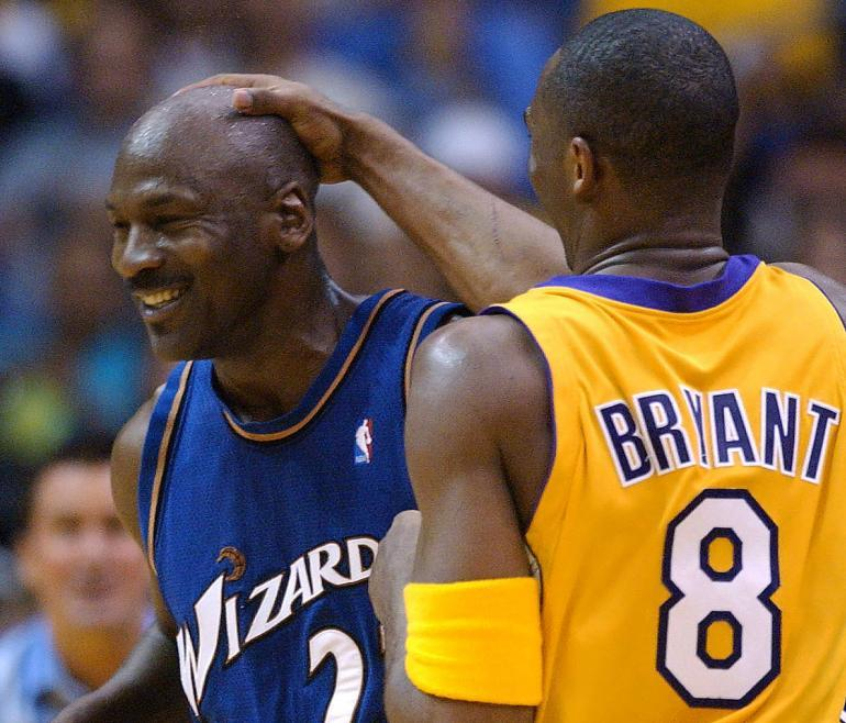 Michael Jordan vs. Kobe Bryant Stats: Lakers Star To Surpass Jordan In Points; Who Was The ...