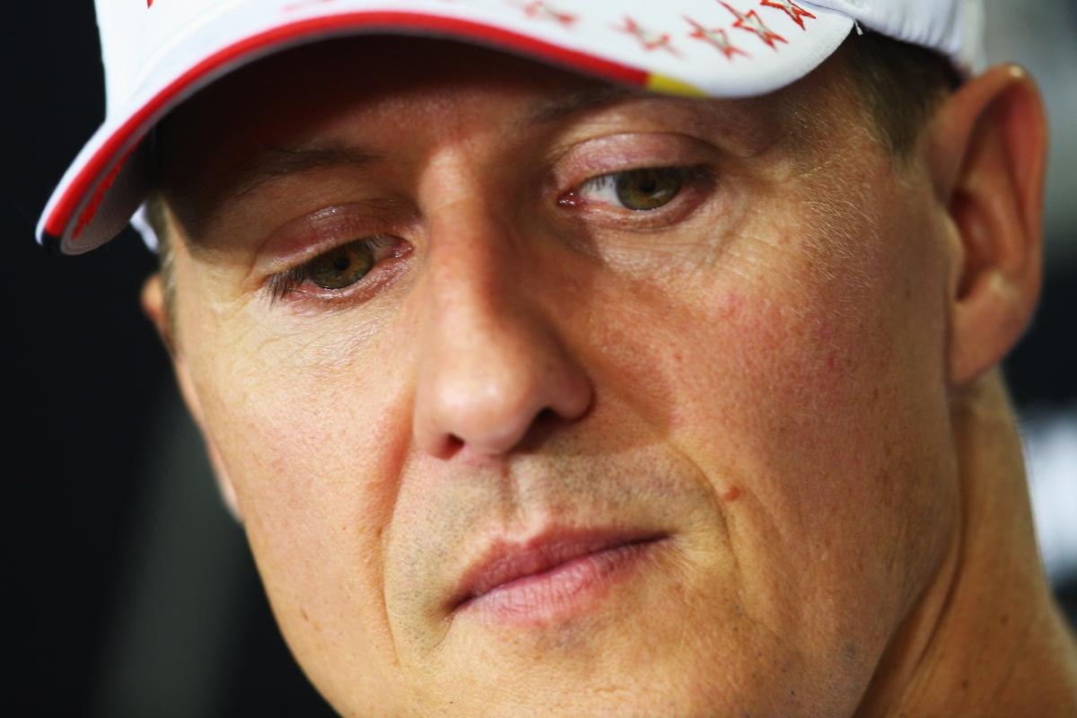Michael Schumacher 'Cries' When He Hears Family's Voices, Is Unable To Move, Speak: Report