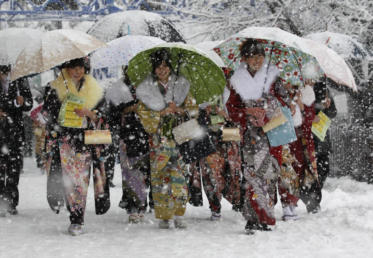 Japan Coming Of Age Day 2015 Facts About Japanese Holiday