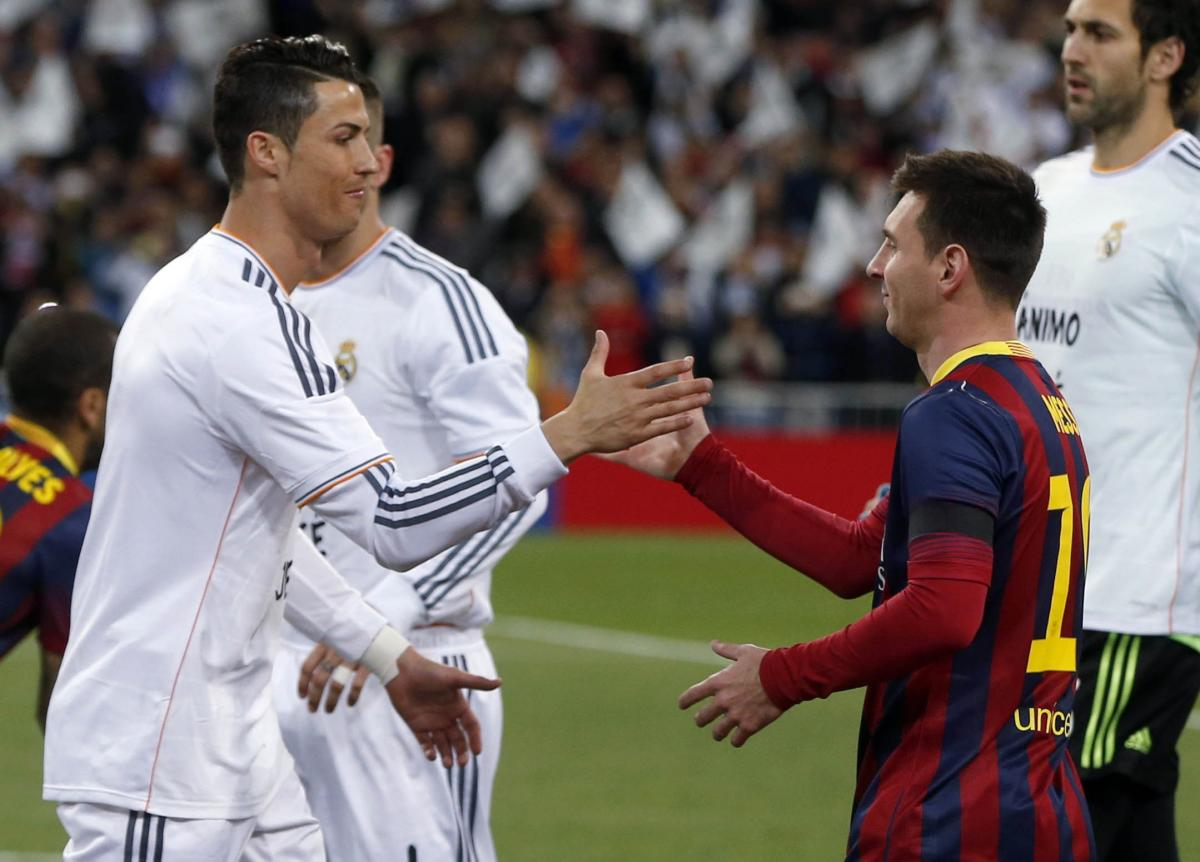 Lionel Messi, Cristiano Ronaldo May Finally Face Each Other Again After 2 Years - International Business Times