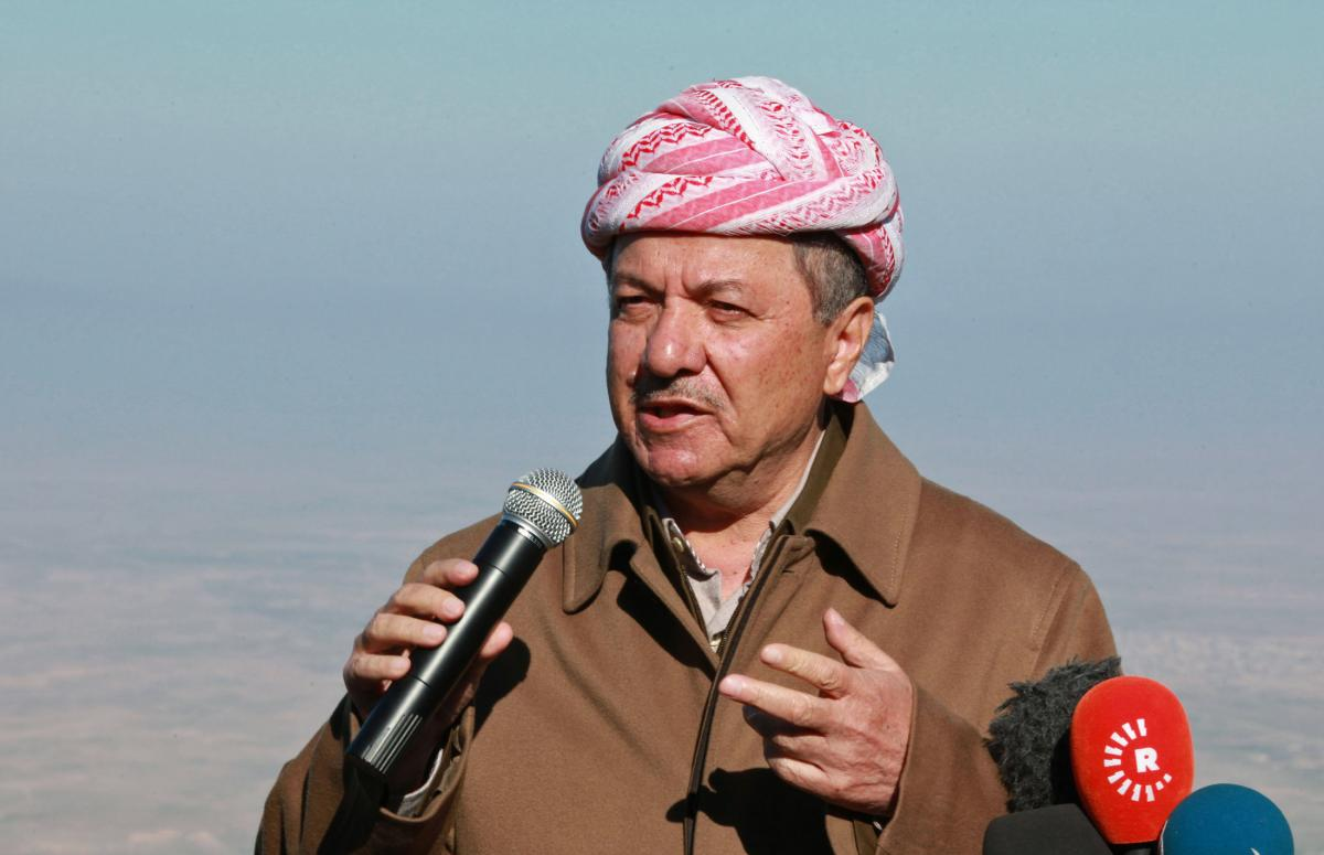 Kurds Not Invited To Anti-ISIS Conference Despite Ongoing Battle Against Terrorist Group, Kurdish Leader Complains
