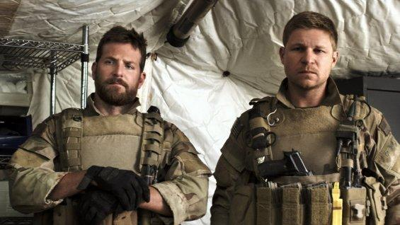 American Sniper' Star Kevin Lacz Talks About Bringing Chris
