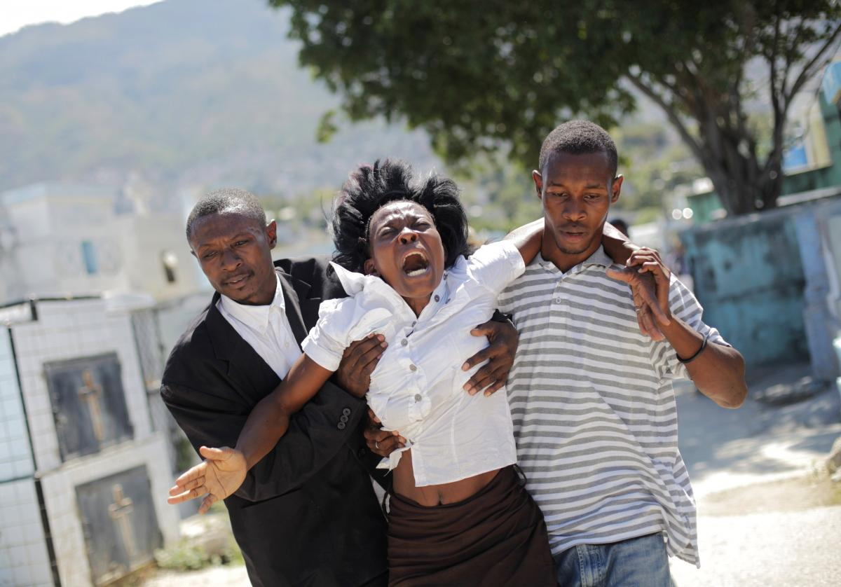 Haiti Carnival Tragedy: State Funeral Led By Prime Minister Held For 17 Victims Of Disaster