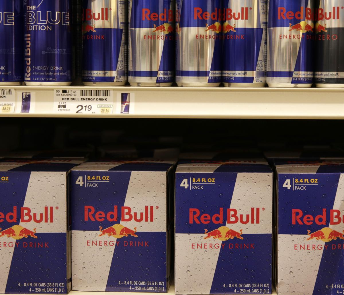 Sugary Energy Drinks Bad For Kids Should Be Banned For