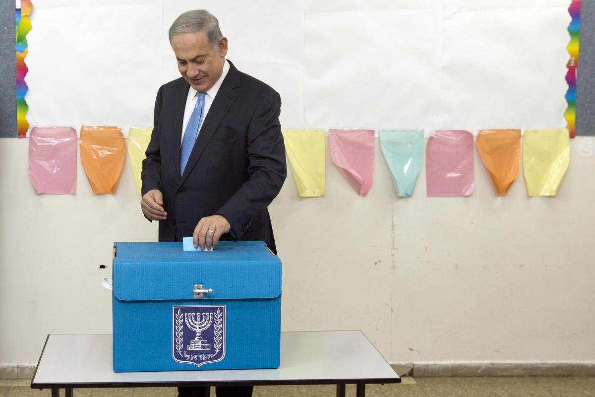 Israeli Election 2015 Turnout Numbers May Break Records