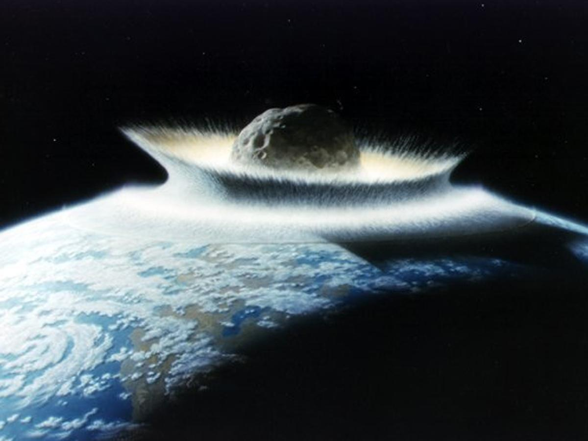 Massive Asteroid Could Crash Into Earth In September Esa