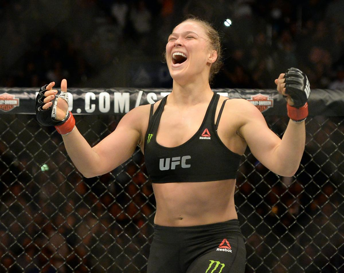 Ronda Rousey Signs New UFC Contract For Multiple Fights, Remains Focused On MMA Career