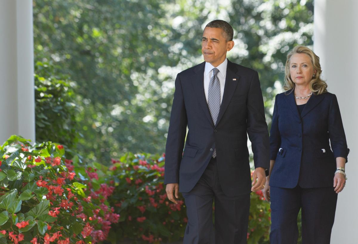 Hillary Clinton Will Make An 'Excellent President' Says Barack Obama