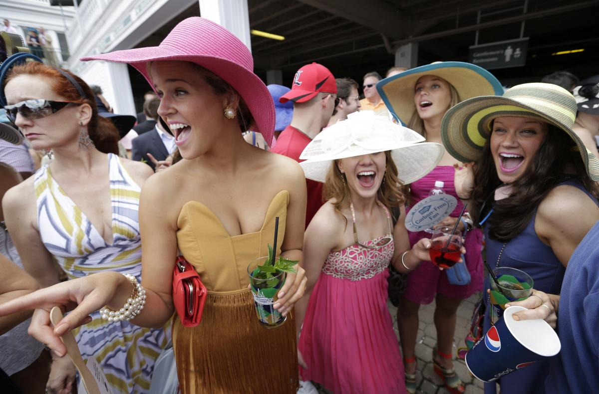 Kentucky Derby Party Ideas Drinking Games Recipes To