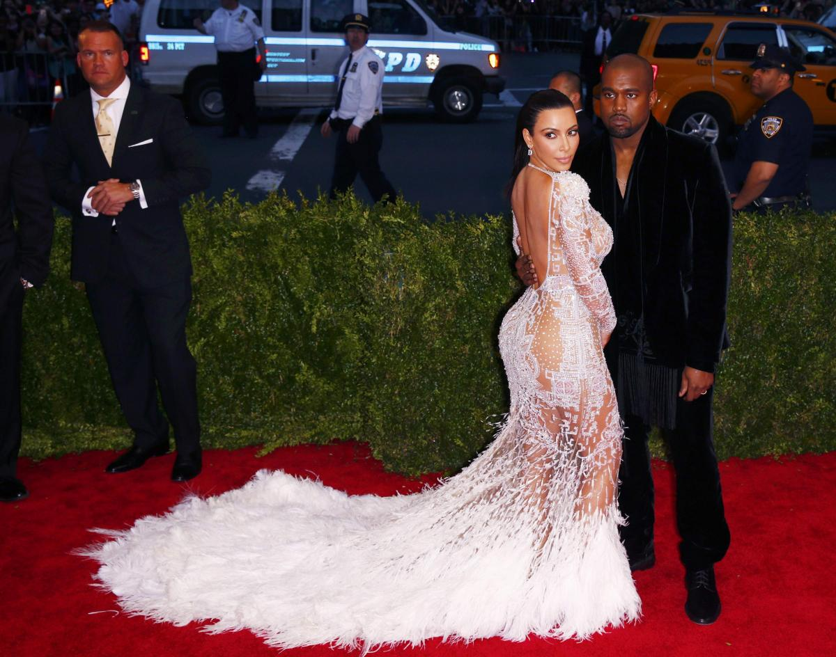 Kim Kardashian Met Gala 2015 Dress: From The Designer To The Jewels