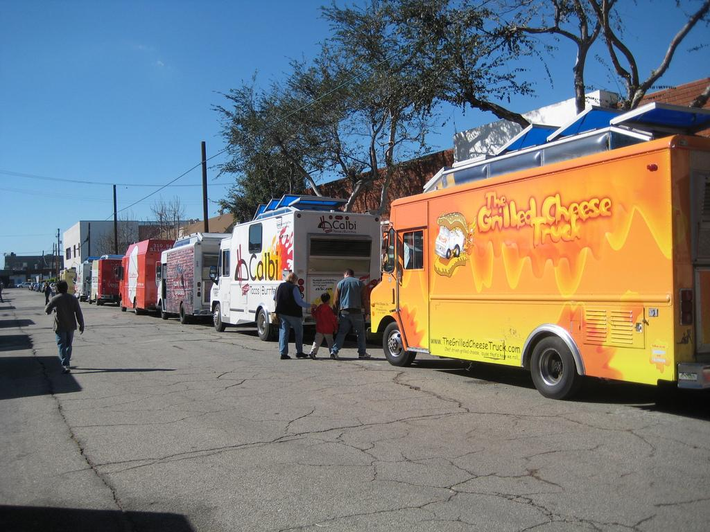 Top Food Truck Cities In The US: Gourmet Street Eats Are Taking Off In Austin, Portland, Orlando, DC And Beyond