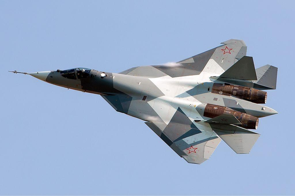 Russia's Sukhoi T-50 PAK FA Fighter Jet Can Defuse Enemy Plane's Stealth Capability: Report