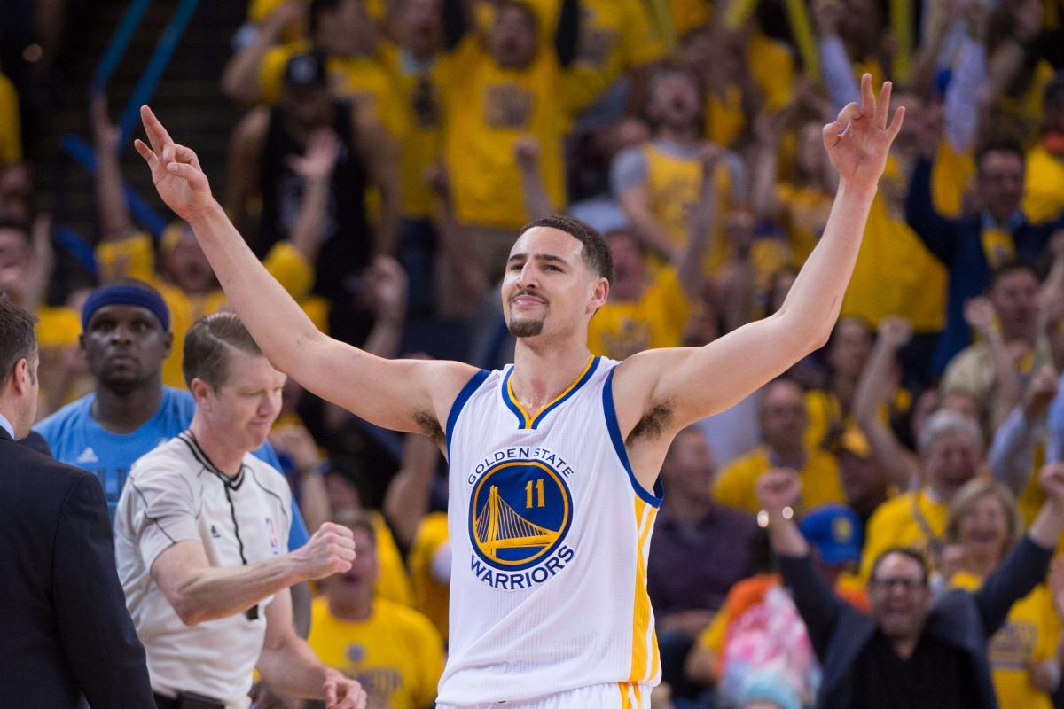Warriors' Thompson Gets OK For NBA Finals