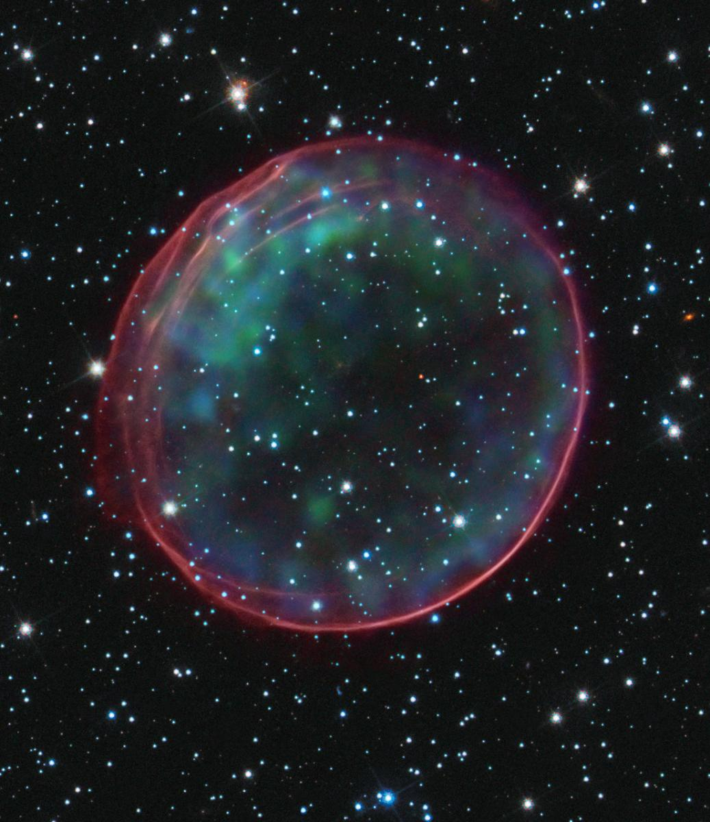 What Is A Supernova? New Study Reveals Star Captured Hours After Explosion