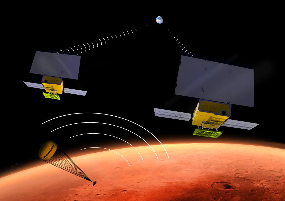 NASA To Test Interplanetary CubeSats During 2016 Mars Mission